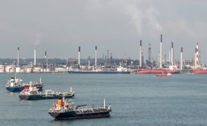 Singapore seeks to strengthen position as LNG, chemicals hub