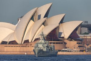 Australia supports PNG to counter maritime threats