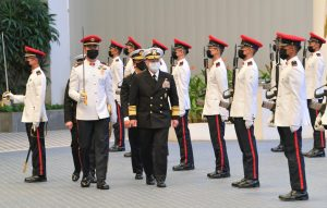 US Chief of Naval Operations visits Singapore to strengthen cooperation