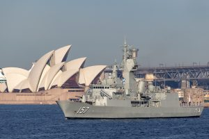 Australia joins Indo-Pacific maritime Exercise MALABAR