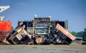 Crowley Maritime becomes first U.S. ship operator to join Ship Recycling Transparency Initiative