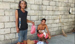 philippine homeless