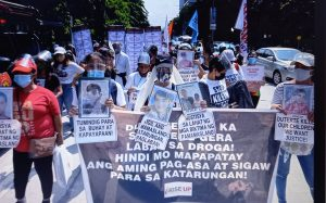 Victims of drug war: A broken family, a wife's grief, a mother's anguish