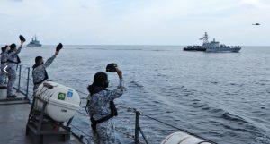 Singapore, Malaysian navies conduct maritime exercise