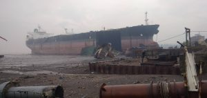 Record-breaking number of fatalities on shipbreaking beach of Chattogram, says NGO