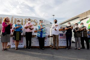 U.S. delivers additional 5.57 million Pfizer-BioNTech vaccines to Philippine