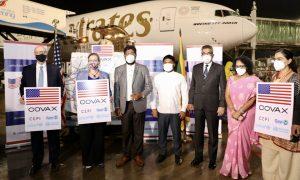 U.S. donates another 800,000 Pfizer-BioNTech vaccines to Sri Lanka