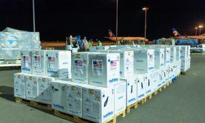 U.S. donates Pfizer vaccine doses to Mongolia